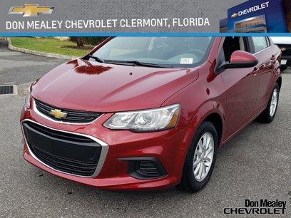 New 2020 Chevrolet Sonic LT Sedan - 535998776