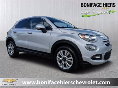 Used 2016 FIAT 500X FWD Lounge - 565156514