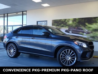 Used 2016 Mercedes-Benz GLE 450 4MATIC Coupe - 536562834