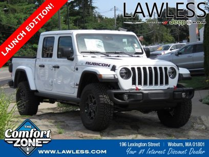 New 2020 Jeep Gladiator Rubicon - 530859544