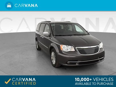 Used 2016 Chrysler Town & Country Touring-L - 548984073