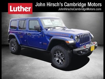 New 2020 Jeep Wrangler 4WD Unlimited Rubicon - 536578926