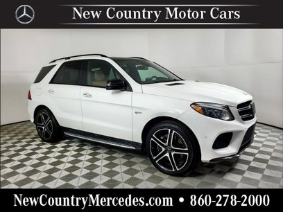 Certified 2017 Mercedes-Benz GLE 43 AMG 4MATIC - 544491606