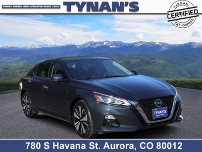 Certified 2019 Nissan Altima 2.5 SV - 528640233
