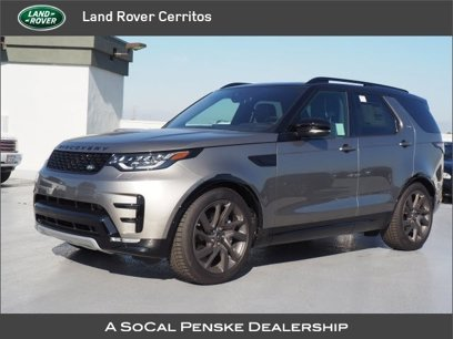 New 2019 Land Rover Discovery HSE Luxury - 524026935