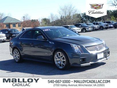 Used 2009 Cadillac CTS V Sedan - 548881260
