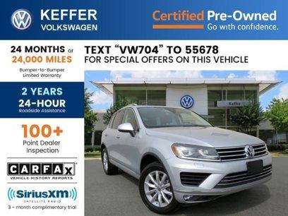 Certified 2016 Volkswagen Touareg VR6 - 545028754