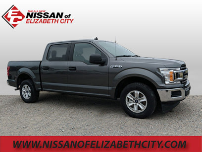 Used 2019 Ford F150 XLT - 545050534