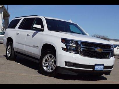 Certified 2019 Chevrolet Suburban 4WD LT - 544287020