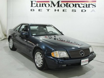 Used 1997 Mercedes-Benz SL 320 - 548201853
