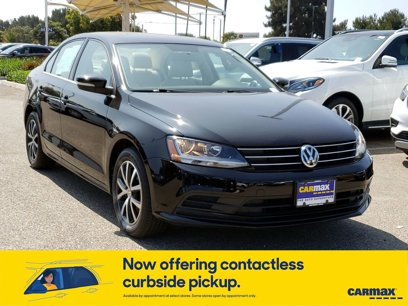 Used 2017 Volkswagen Jetta SE Sedan - 563587887