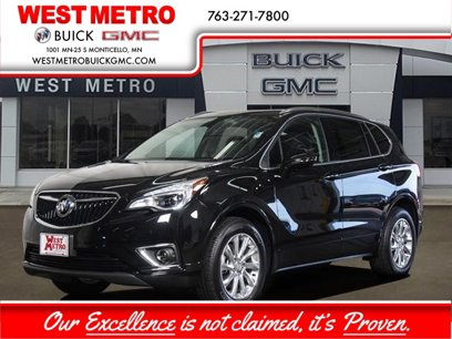 New 2020 Buick Envision AWD Essence - 528791967
