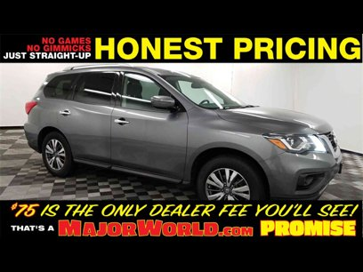 Used 2018 Nissan Pathfinder SV - 528784571