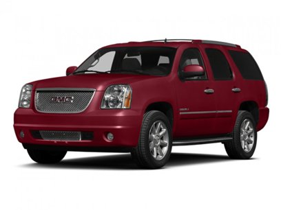 Used 2014 GMC Yukon AWD Denali - 569846317