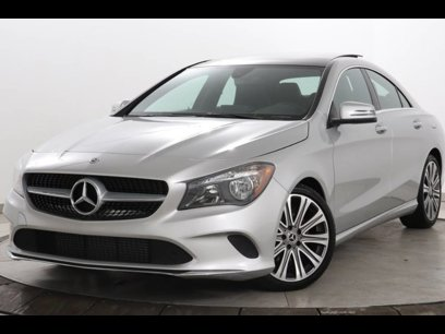 Used 2018 Mercedes-Benz CLA 250 - 527998886