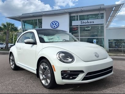 New 2019 Volkswagen Beetle 2.0T SE Coupe - 512129524