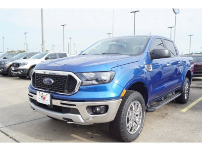 New 2019 Ford Ranger 4x4 SuperCrew - 516040234