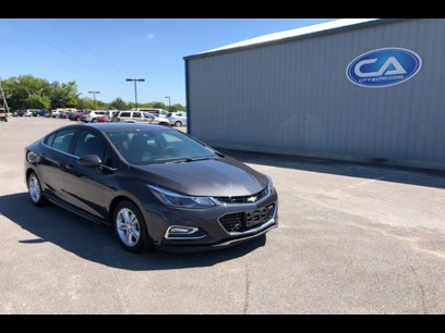 Used 2016 Chevrolet Cruze LT Sedan - 527735159
