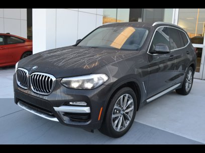 Certified 2019 BMW X3 sDrive30i - 546788334