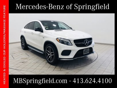 Used 2016 Mercedes-Benz GLE 450 4MATIC Coupe - 545130358