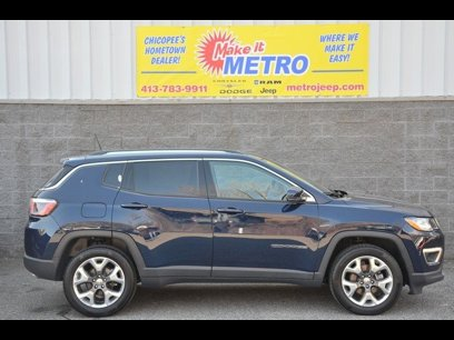 Used 2019 Jeep Compass Limited - 543089147
