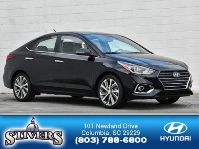 New 2020 Hyundai Accent Limited - 535473808