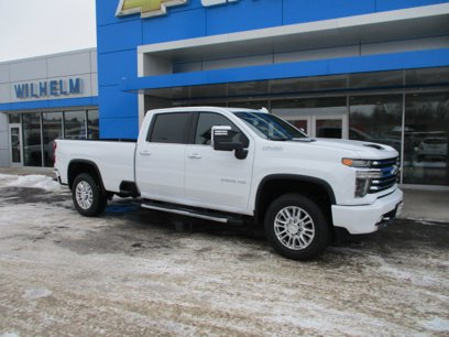 New 2020 Chevrolet Silverado 3500 4x4 Crew Cab High Country - 533739574