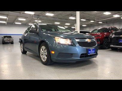 Used 2012 Chevrolet Cruze LS - 540648841