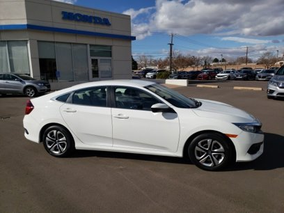 Certified 2018 Honda Civic LX Sedan - 568467287