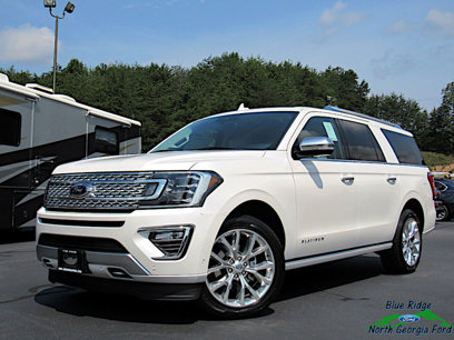New 2019 Ford Expedition Max 4WD Platinum - 525047439