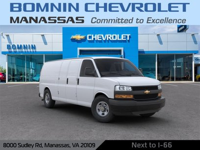 New 2020 Chevrolet Express 2500 Extended - 548096471