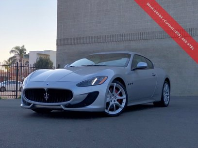 Used 2015 Maserati GranTurismo Sport - 545087157