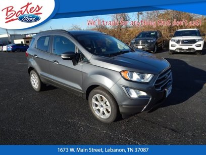 New 2020 Ford EcoSport FWD SE - 536435133