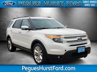 Used 2015 Ford Explorer FWD Limited - 543005889