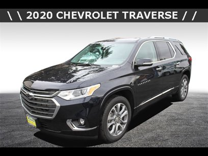 New 2020 Chevrolet Traverse AWD Premier - 521585067