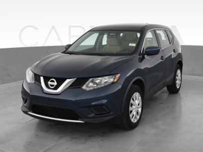 Used 2016 Nissan Rogue S - 548585757
