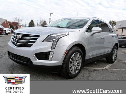 Certified 2017 Cadillac XT5 AWD Luxury - 539738396
