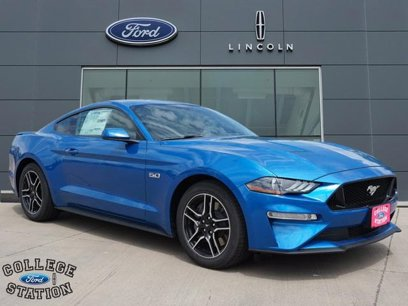 Ford College Station >> New 2019 Ford Mustang Gt Coupe For Sale In College Station