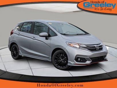New 2019 Honda Fit Sport - 537128981