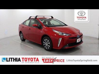 New 2020 Toyota Prius XLE AWD - 540898974
