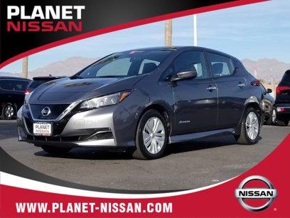 Certified 2018 Nissan Leaf S - 538303528