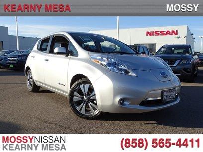 Used 2017 Nissan Leaf SL - 541622860