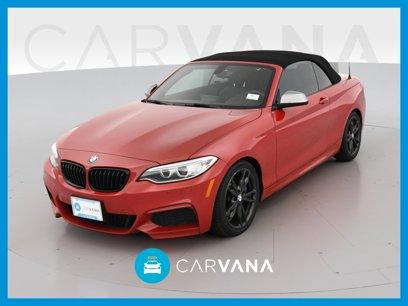 Used 2017 BMW M240i xDrive Convertible - 595422698