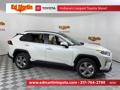 New 2020 Toyota RAV4 AWD Limited Hybrid - 539795397