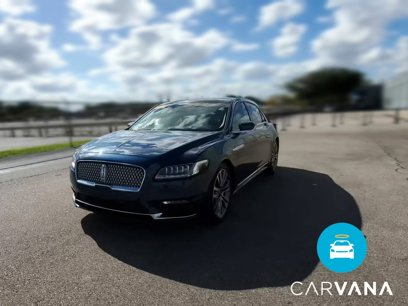 Used 2017 Lincoln Continental AWD Reserve - 569788373