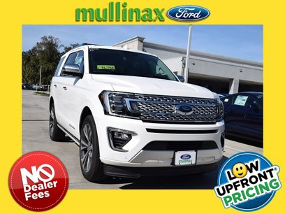 New 2020 Ford Expedition 2WD Platinum - 535666796