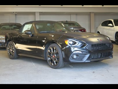 New 2019 FIAT 124 Spider Abarth - 497878040