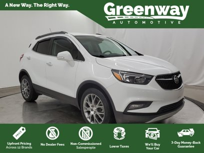 Used 2017 Buick Encore FWD Sport Touring - 545359083