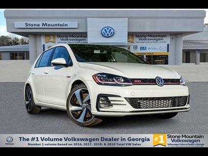 New 2019 Volkswagen GTI SE - 530325821