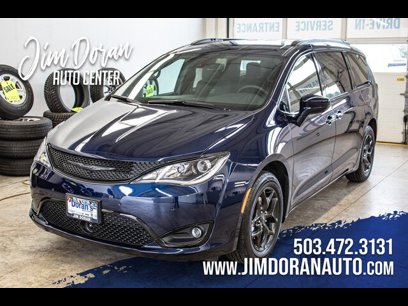 New 2020 Chrysler Pacifica Touring-L Plus - 540575175